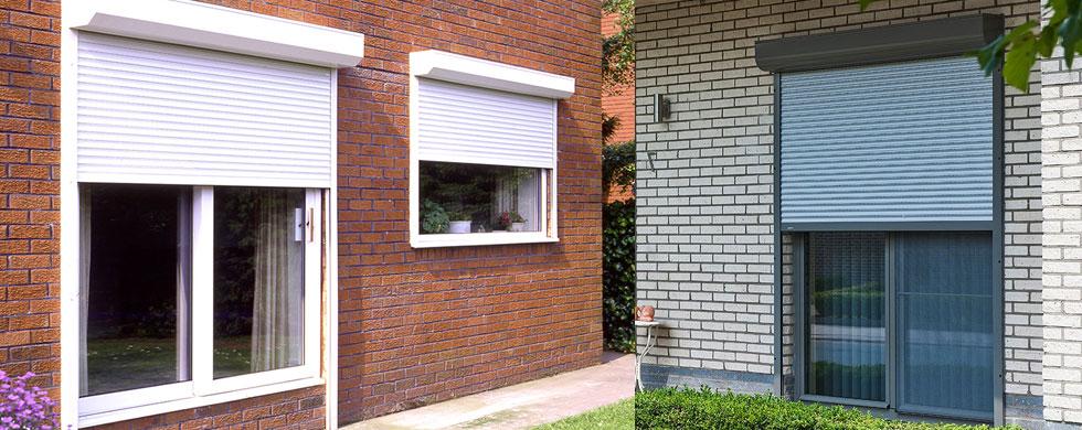 вънщни ролетни щори за дома или офиса