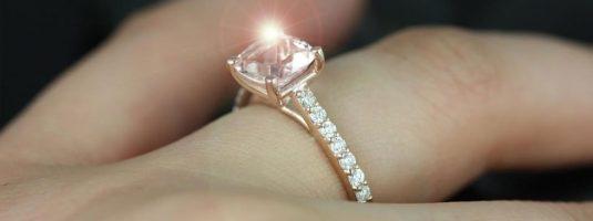 Златни бижута с диаманти