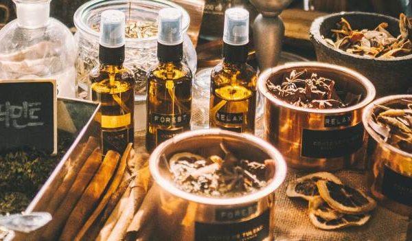 био парфюми от природата