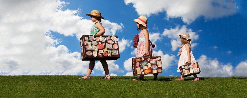 Как да изберем куфар?