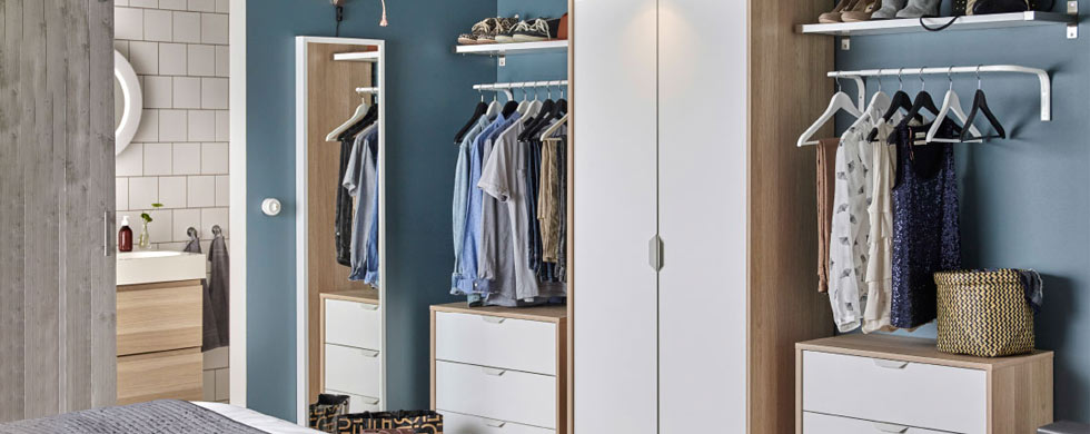 подходящи мебели за спалнята