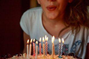 торта за детско парти